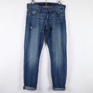Lucky Brand sienna slip boyfriend jeans size 2/26
